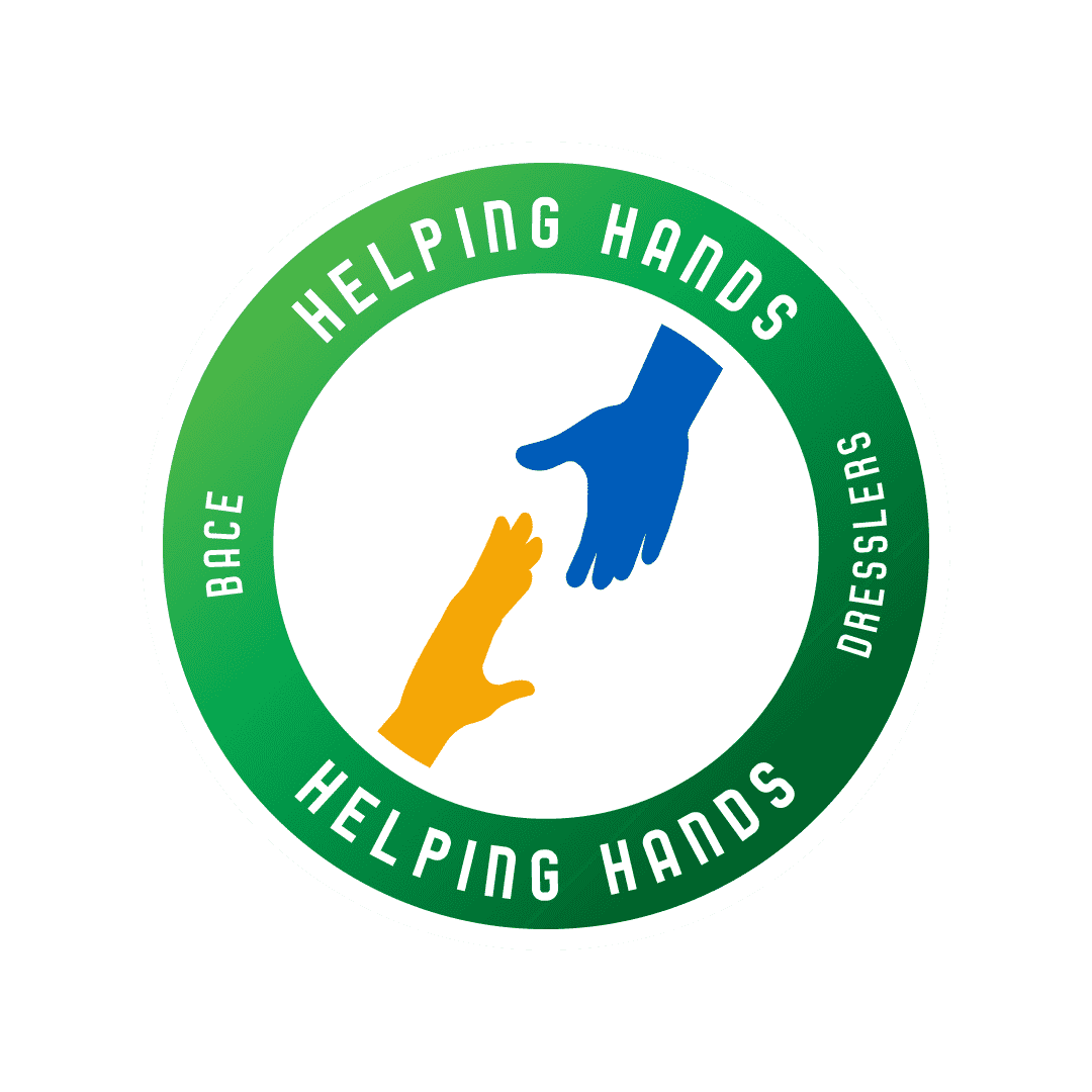 Helping Hands: a Community Event by BACE and Dresslers