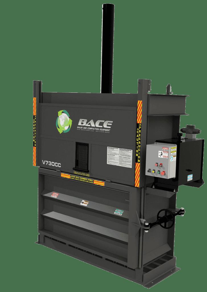 BACE: Vertical Baler V73OCC